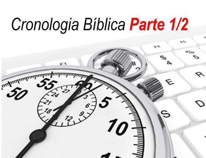 Cronolodia Bíblica